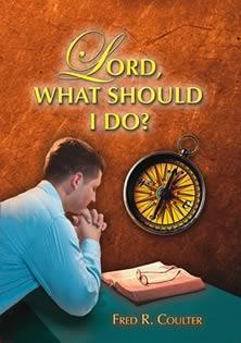 Book Cover: Lord What Should I Do?