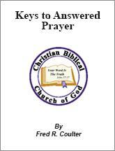 16-keys to answerd prayer