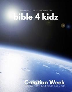 Kid's Bible Magazine