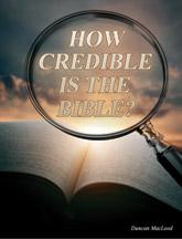 How Credible is the Bible icon