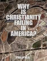 why is christianity failing america